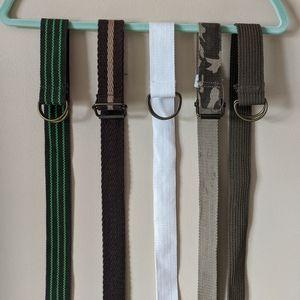 Boys belts